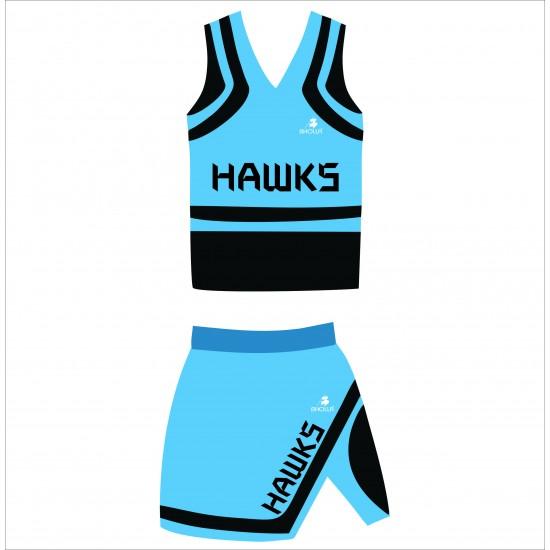 Rotation Cheerleading Wear